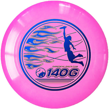 140 Gram Disc (Pink)