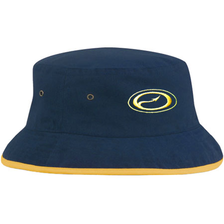 Daredevil Bucket Hats (navy)