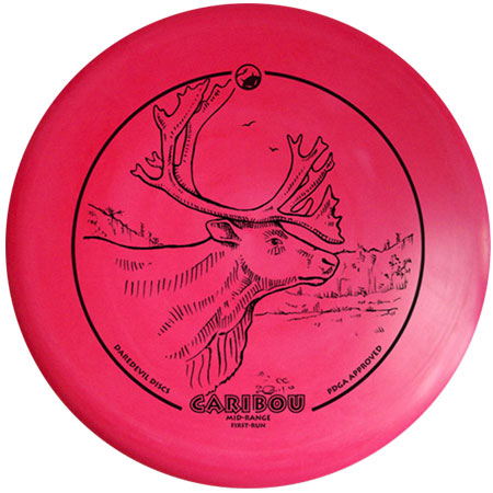 Daredevil Caribou - Grip Performance Mid-range Disc
