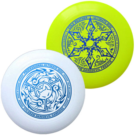 Tribal Gamedisc & Frostie Combo