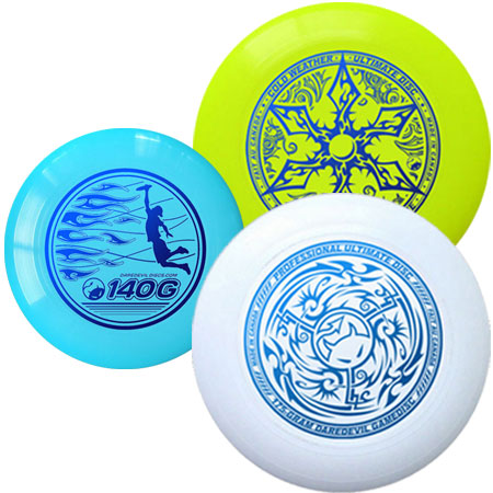 Tribal Gamedisc, Frostie & 140G Disc Combo