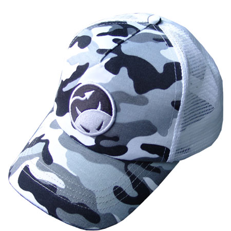Daredevil Mesh Back Cap (Grey Camo)