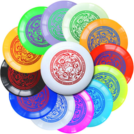 13 Ultimate Disc Jumbo Pack