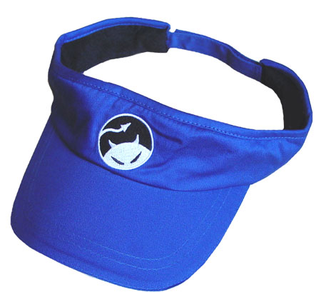 Daredevil Visor (Royal Blue)