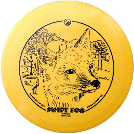 Daredevil Swift Fox - Grip Performance Driver