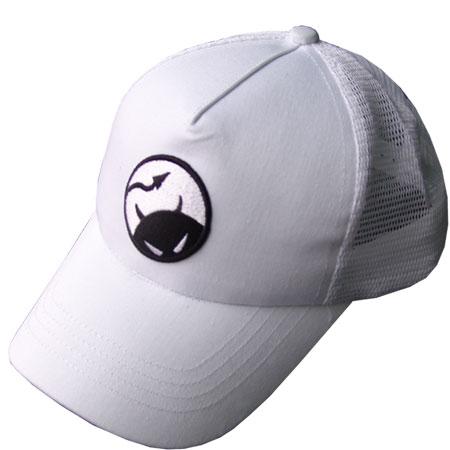 Daredevil Mesh Back Cap (White)