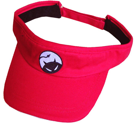 Daredevil Visor (Red)