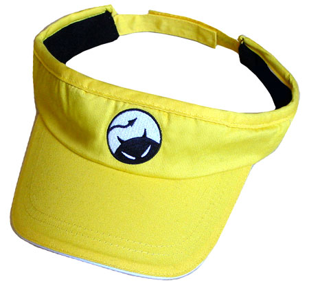 Daredevil Visor (Yellow)